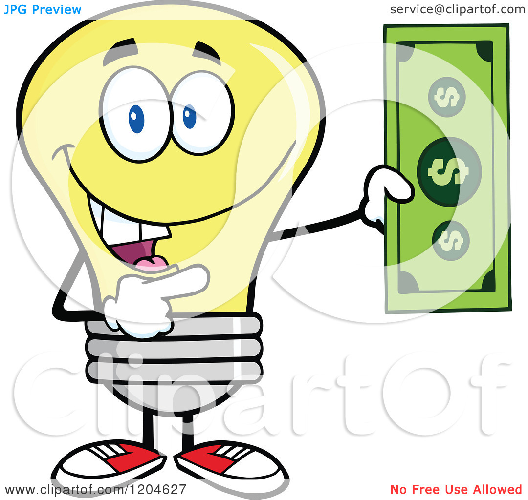 Electricity Bill Vector