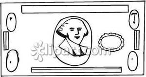 dollar bill clip art black and white clipart panda free clipart rh clipartpanda com dollar bill clipart black and white dollar sign clip art black and white