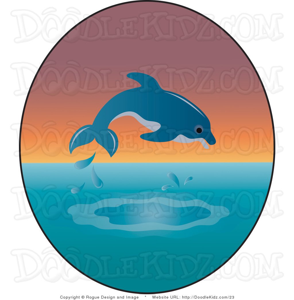dolphin clip art black and white free clipart panda free