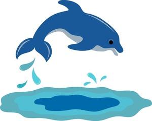 Dolphin Clipart Image: Dolphin   Clipart Panda - Free ...