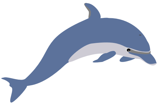 Dolphin Clip Art Outline   Clipart Panda - Free Clipart Images