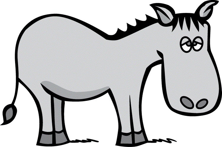 clip art donkey clipart panda free clipart images rh clipartpanda com clipart donkeys clipart donkey black and white