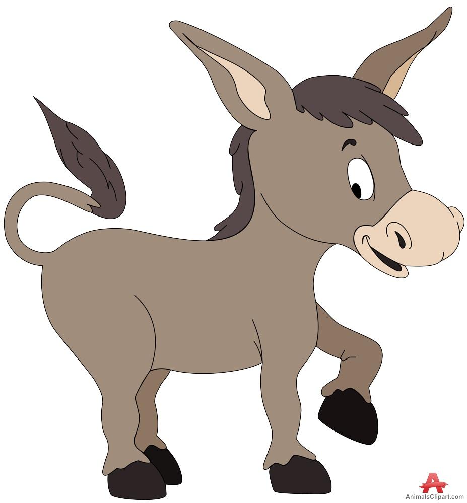 clipart jesus on donkey - photo #20