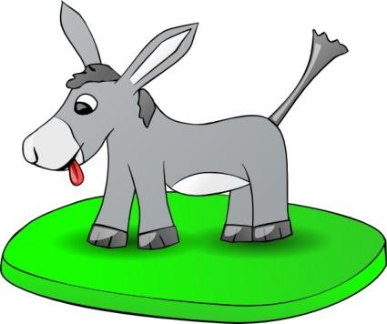 Donkey Clipart