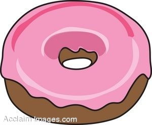 Donut Clip Art Free | Clipart Panda - Free Clipart Images