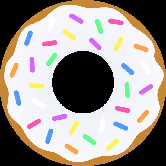 doughnut clipart clipart panda free clipart images rh clipartpanda com doughnut clip art free doughnut clipart free