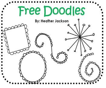 Doodle Clip Art Free   Clipart Panda - Free Clipart Images