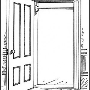 door clipart black and white. Door%20clipart Door Clipart Black And White