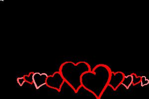 double hearts clipart clipart panda free clipart images rh clipartpanda com double hearts clip art double heart clipart free