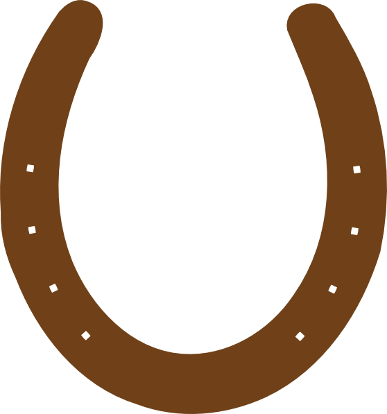 Brown Horseshoe Clipart | Clipart Panda - Free Clipart Images