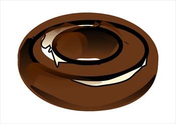Doughnut clip art | Clipart Panda - Free Clipart Images