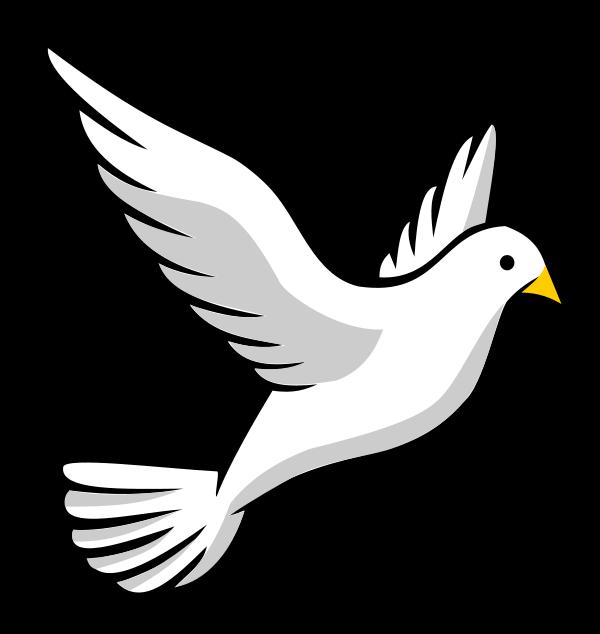 Clip Art Clip Art Dove dove and cross clipart panda free images