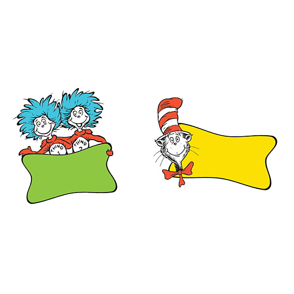 Dr Seuss Characters   ...