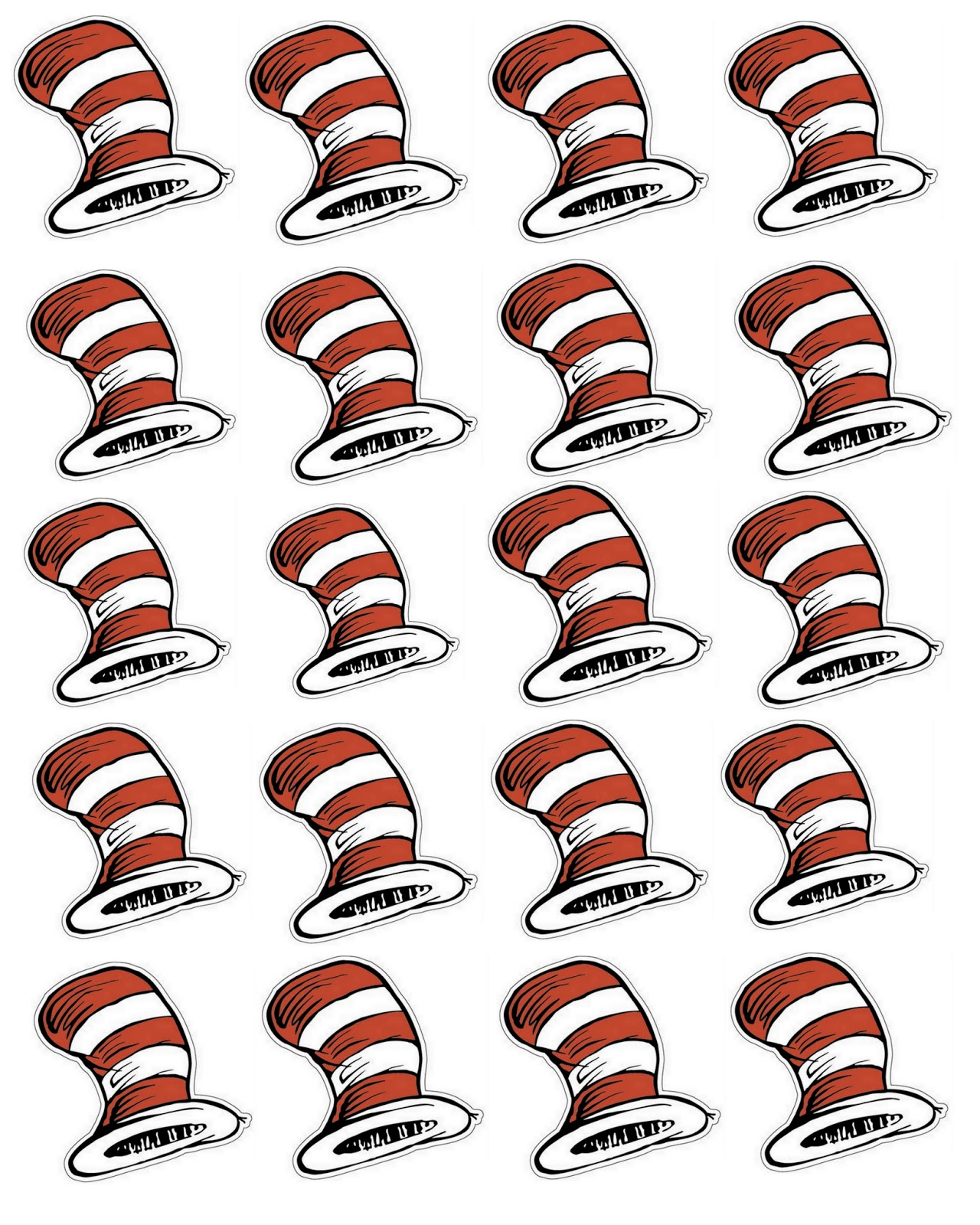 Free coloring pages dr seuss