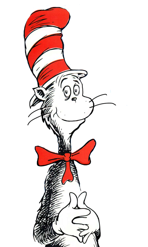 Horton. Cat in the Hat | Clipart Panda - Free Clipart Images
