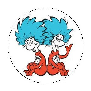 The thing 1 thing 2 clipart panda free clipart images for Thing 1 and thing 2 coloring pages dr seuss