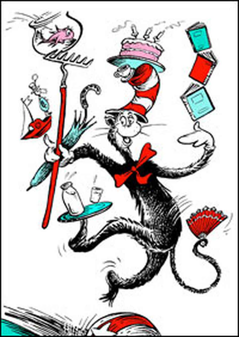 Dr Seuss Cat In The Hat Clip Art Free - ClipArt Best  |Dr Seuss Clip Art