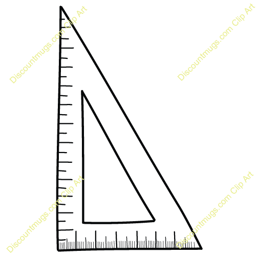 Drafting Triangle Ruler Clipart Panda Free Clipart Images