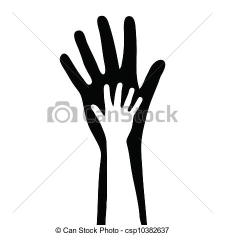 drawing hands clipart panda free clipart images