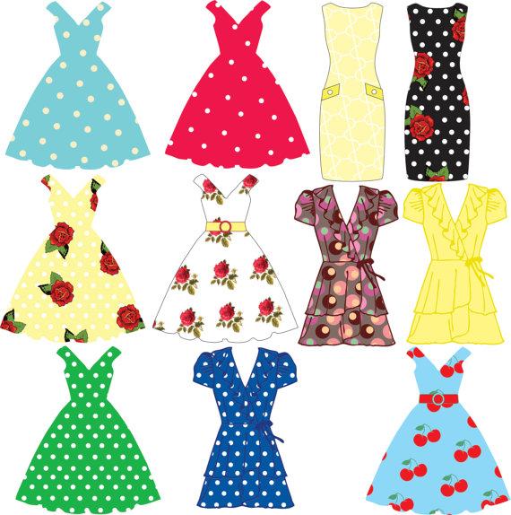 dresses clip art clipart panda free clipart images