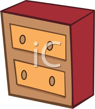 Chest Of Drawers Clipart | Clipart Panda - Free Clipart Images