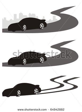 drift car stock vector clipart panda free clipart images tire tracks clip art free tire track clipart