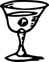 drinking%20clipart%20black%20and%20white