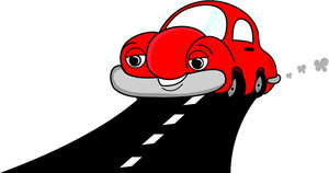 Red Sports Car Clipart | Clipart Panda - Free Clipart Images