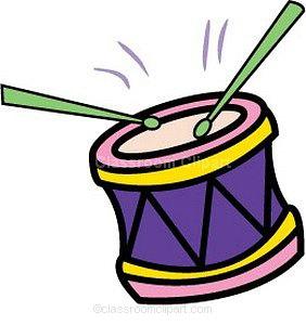 drum clip arts