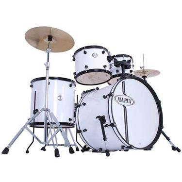 Drum Set Black And White | Clipart Panda - Free Clipart Images