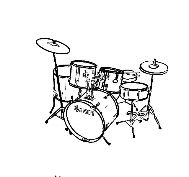Drum Kit | Clipart Panda - Free Clipart Images