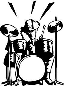 10 drummer clip art.   Clipart Panda - Free Clipart Images