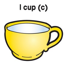 Clip Art Measuring Cup Clip Art dry measuring cup clipart panda free images