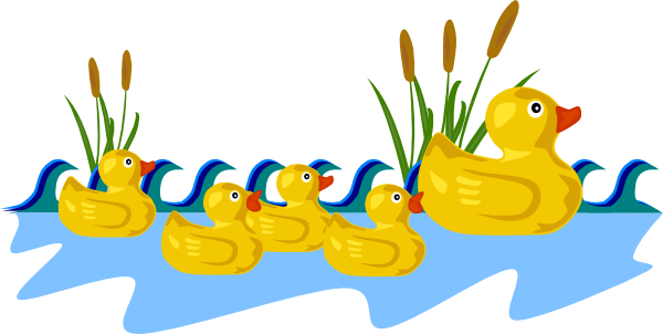 Duck Clip Art