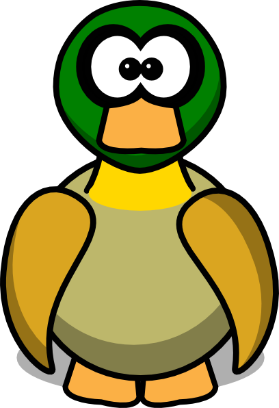Duck Face Clipart | Clipart Panda - Free Clipart Images