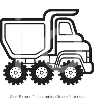 (RF) Dump Truck Clipart | Clipart Panda - Free Clipart Images