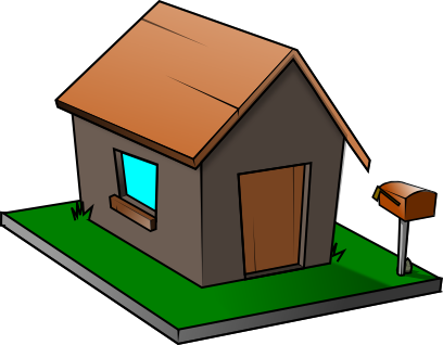 Simple House Clipart | Clipart Panda - Free Clipart Images