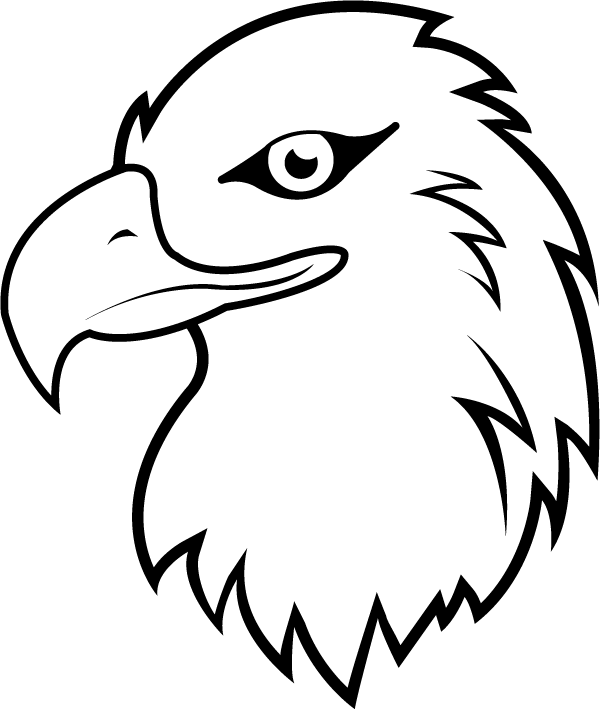 1024x1044 Bald Eagle Clipart Outline