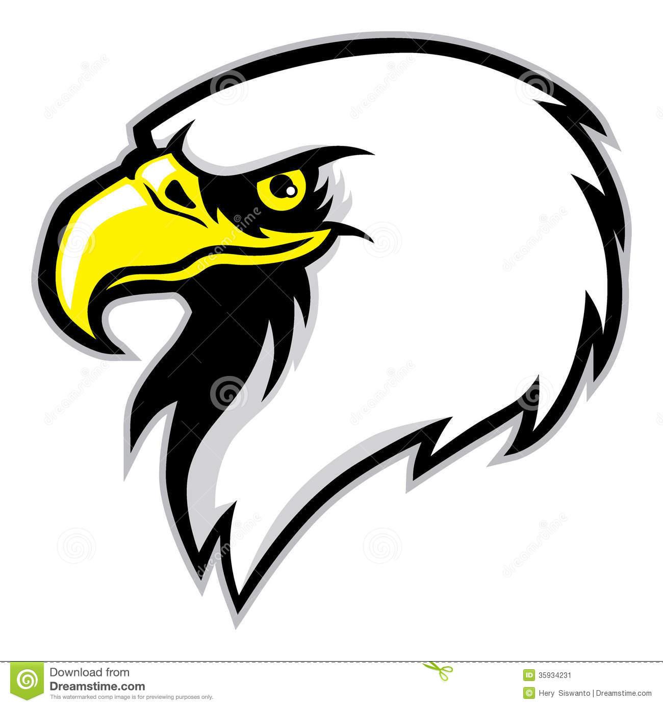 American eagle  Eagle Head Vector Png