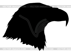 Eagle Head Clipart Black And White | Clipart Panda - Free Clipart ...