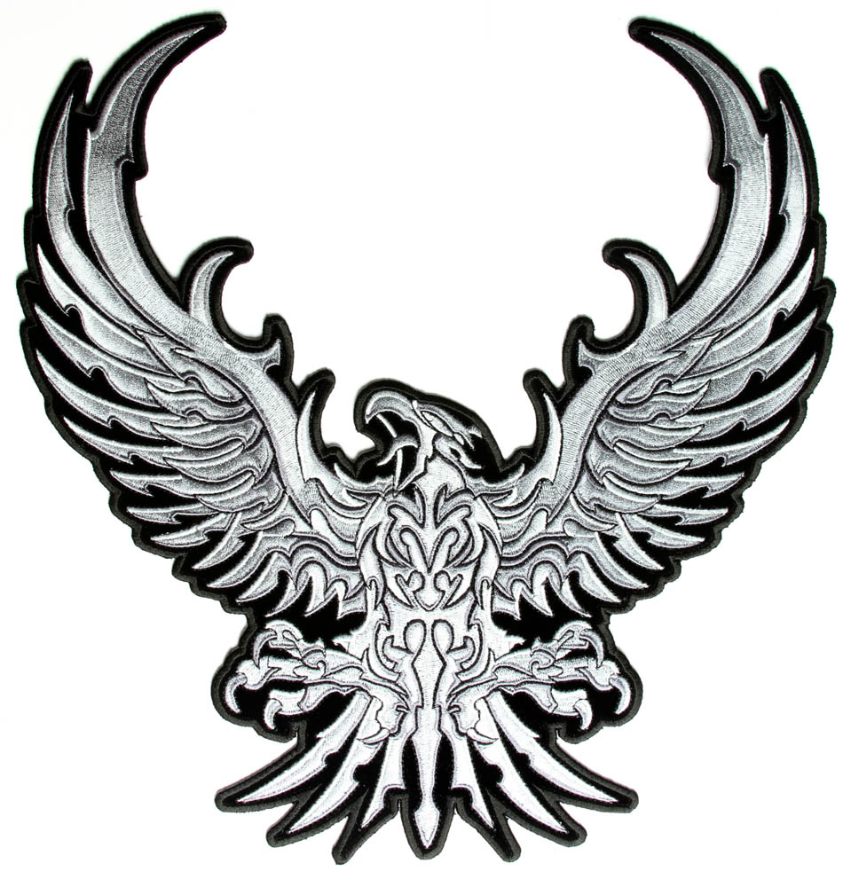 Eagle Tribal Png Eagle wings  Eagle Wings Logo Png
