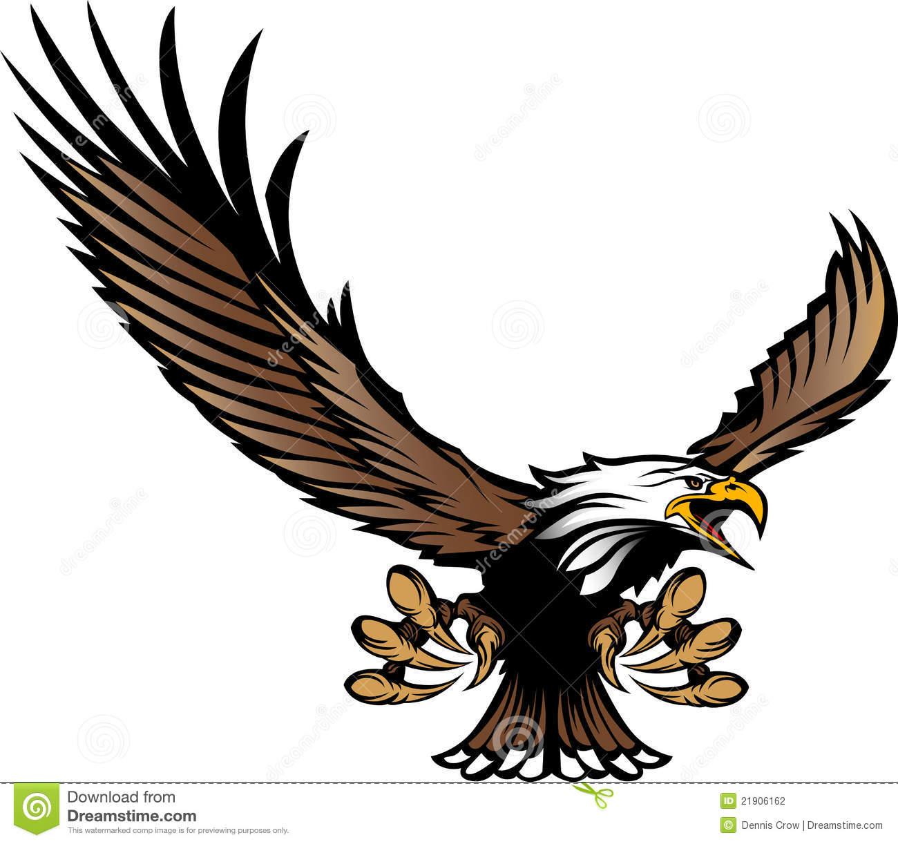Eagle Claw Tattoo Designs
