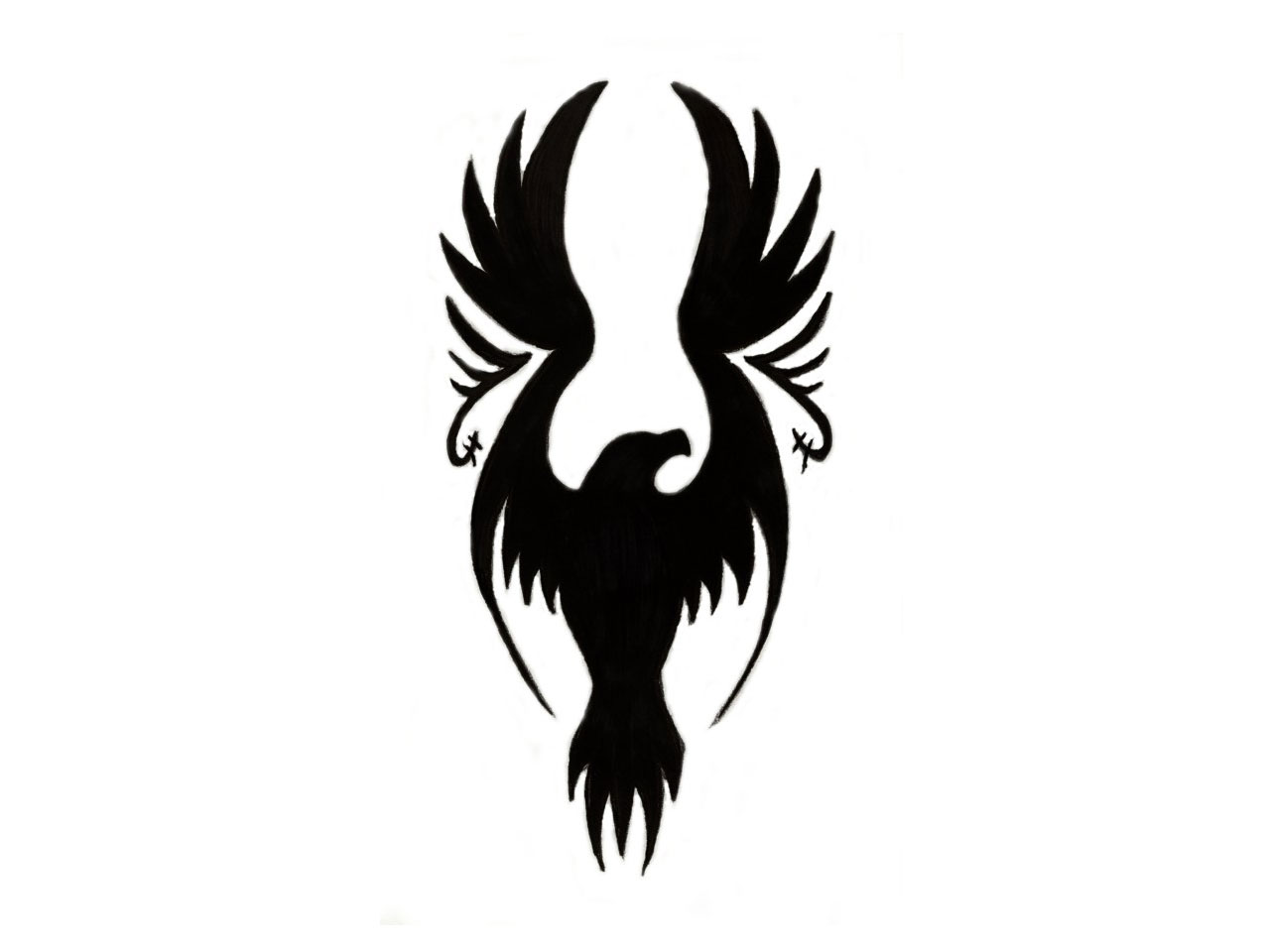 Eagle Wings Design | Clipart Panda - Free Clipart Images