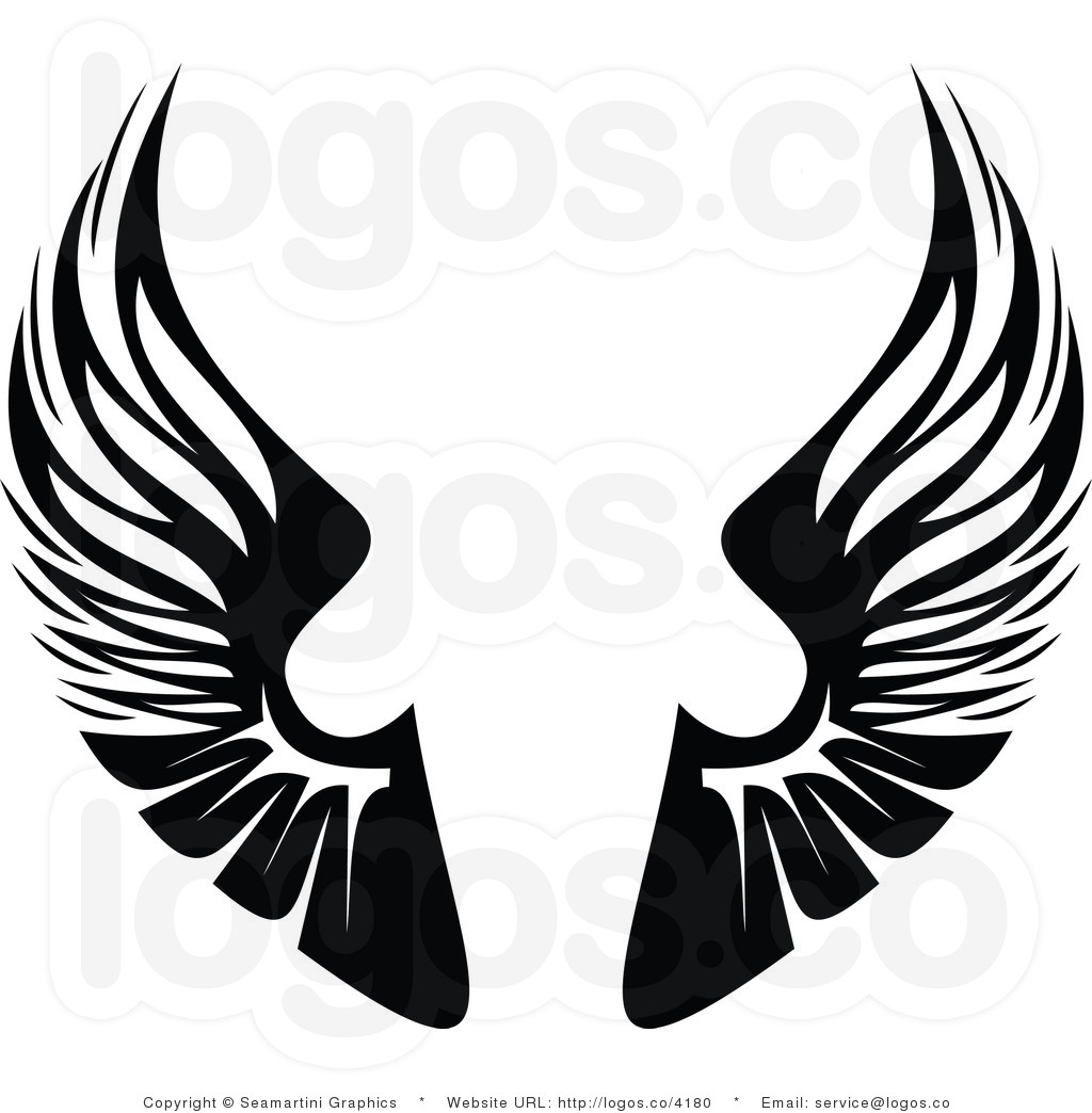 eagle 20wings 20design  Eagle Wings Logo