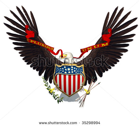 American Eagle Illustration | Clipart Panda - Free Clipart ...