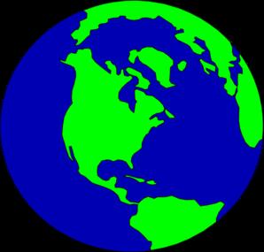 Animated Globe Clipart...
