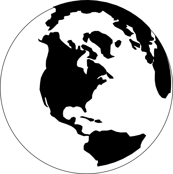 earth science clipart black and white clipart panda