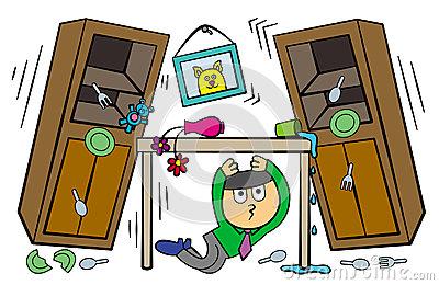 Earthquake Stock Illustrations | Clipart Panda - Free ...