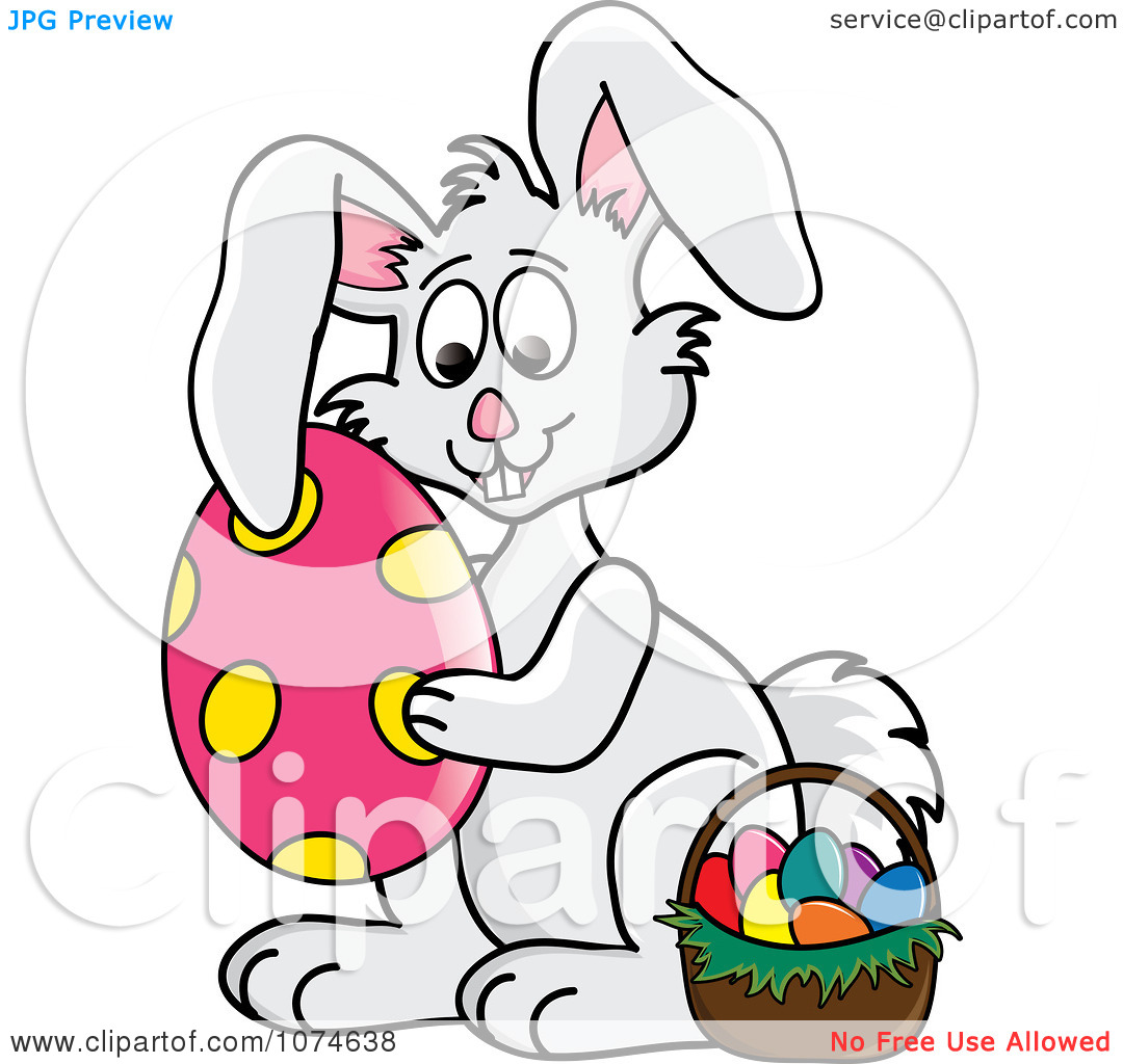 free clipart easter bunny - photo #16
