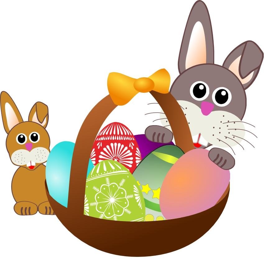 free clipart easter bunny - photo #38